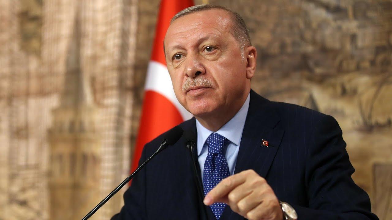 Cumhurbaşkanı Erdoğan: Avrupa'yı uyardık, ciddiye almadılar. Artık o iş bitti, kapılar açılmıştır