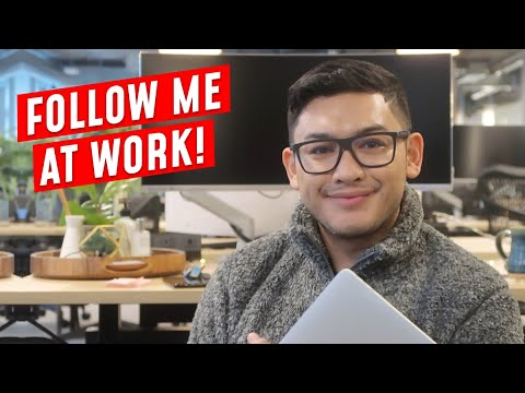 THE PERKS OF MY JOB (Working At Expedia Seattle) - Vlogmas 2019 (Day 2)