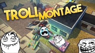 Tanki Online Troll Montage (funny video) #4