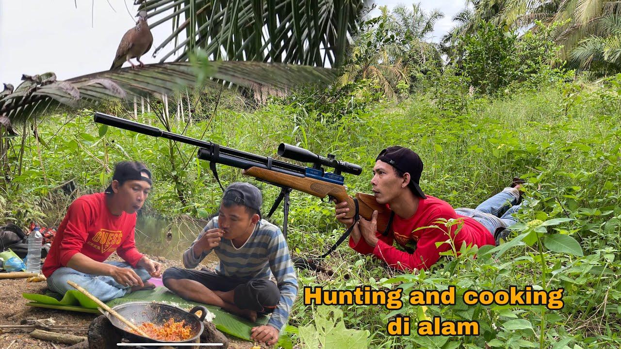 Hunting and cooking skill terbaik bikin perut kenyang seharian