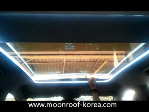Moonroof Korea New Chevrolet Captiva Panoramic Roof