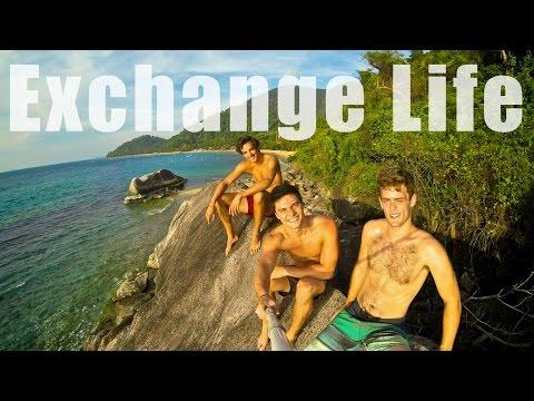 Singapore Exchange: Singapore, Thailand, Indonesia, Malaysia, Cambodia & Australia [GoPro 3]