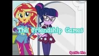 MLP: Friendship Games - The Friendship Games - Lyric