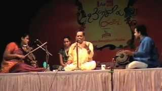Omkara Aakarini - Raga Lavangi - Jyotsna Srikanth with Dr. Balamuralikrishna ji