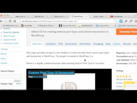 How to Use Back End Instructions 2.5