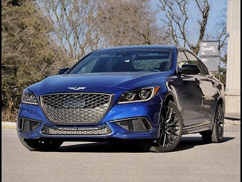 2018 Genesis G80 Sport: Affordable, Luxurious, and... Sporty?