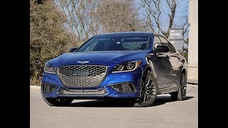 2018 Genesis G80 Sport - Review