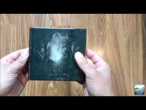 Opeth Blackwater Park Legacy Edition CD Unboxing