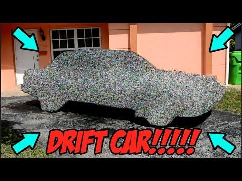 MY NEW DRIFT CAR!!! SHOULD I KEEP HER??? - #PROJECTDRIFTBOAT