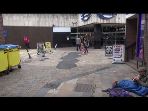 Wolverhampton city centre street branded a 'medieval slum'