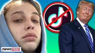 Emma Chamberlain's REACTION To TikTok's Ban Revealed!