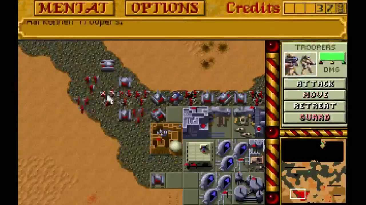 Download Dune II The Building of a Dynasty - My Abandonware