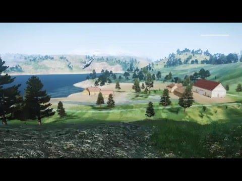 Остров Isla Abramia для ARMA 3
