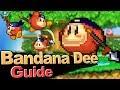 Bandana Dee Guide For Super Smash Flash 2!