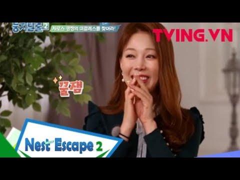 (Vietsub) NEST ESCAPE 2   Cuối cùng thì Seon Ho và đồng bọn cũng đã tìm được tổ ấm của mình