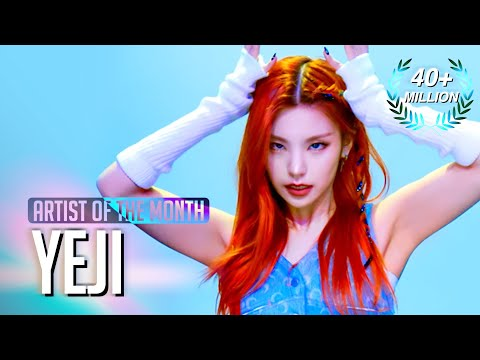 [Artist Of The Month] 'River' covered by ITZY YEJI(예지) | March 2021 (4K)