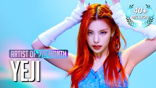 Download [Artist Of The Month] 'River' covered by ITZY YEJI(예지) | March 2021 (4K)
