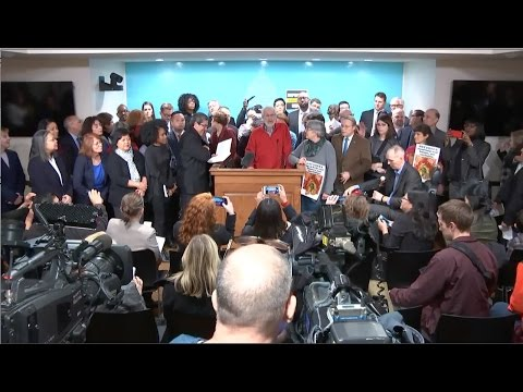 MN Leaders Vow To Fight Trump's Immigration Orders - Full Press Conference