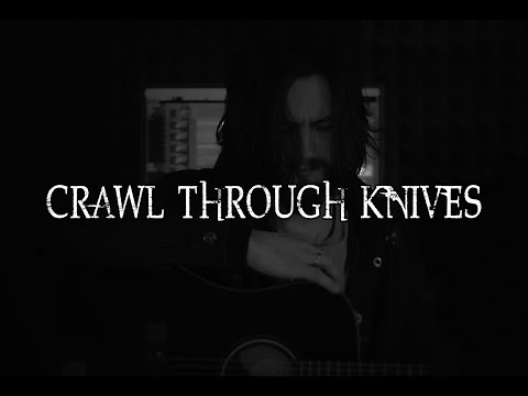 Andreas Valken - Crawl Through Knives (In Flames acoustic cover)