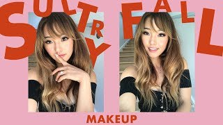 Sultry Fall Makeup | Get Ready With Me thumbnail