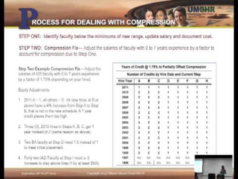 FY 2013-2014 CSN Salary Study Presentation - Academic Faculty