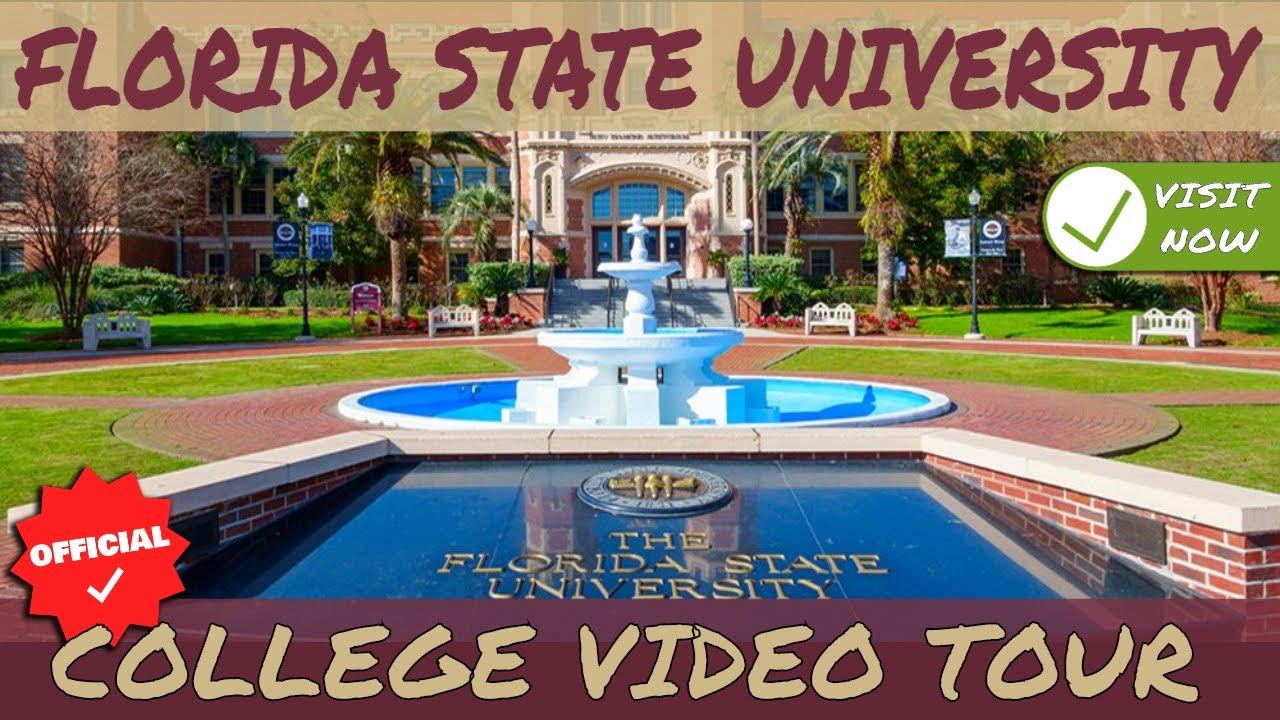Florida State University Fsu F S U Fsu F S U Introduction And History Tallahassee Fl