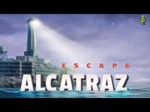 Escape Alcatraz - Devious Escape Puzzler Walkthrough - Part 1