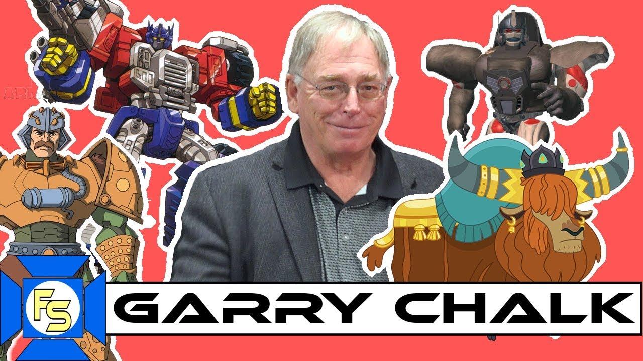 Garry Chalk freddy vs jason