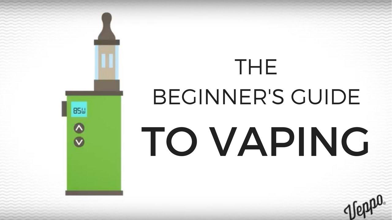 The Beginner's Guide to Vaping