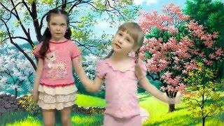 Весенняя пальчиковая игра на английском языке (Spring Fingerplays) It's Spring