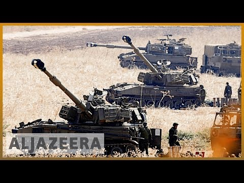 Israel, Hezbollah Exchange Fire At Lebanon Border