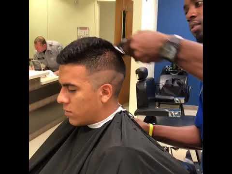 Mid Fade Men's haircut |🚨ShearPerfection🚨