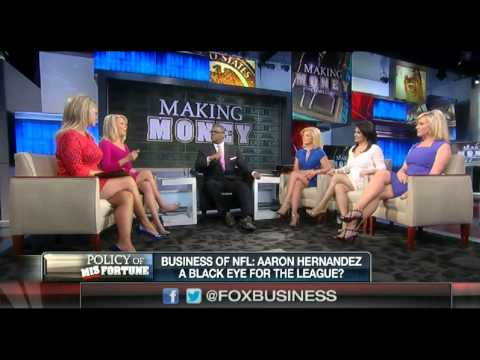 Susan Solovic & Scottie Nell Hughes & Hilary Kramer & Jamie Colby hot legs - Making Money - 04/15/15