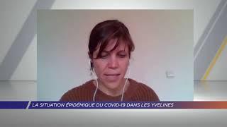 Yvelines | La situation épidémique du Covid-19 dans les Yvelines