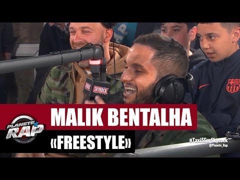 Malik Bentalha Freestyle dans #PlanèteRap