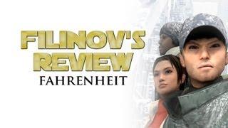 А. Филинов - Обзор на игру Fahrenheit