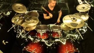 [Tim Zuidberg]RAMMSTEIN - Mein Teil (Völkerball) - Drumcover