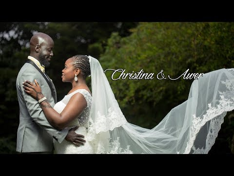 Love From Juba : Christina + Awer Love Story in Kenya