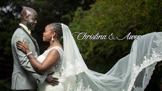Love From Juba : Christina + Awer Love Story in Kenya