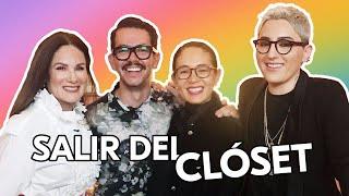 ¡Cena con amigos: SER GAY! Love is love.