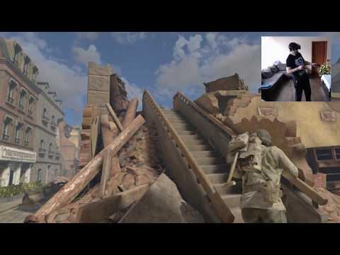 [VR] GRA LEPSZA NIŻ COD:WW2 - Front Defense: Heroes Multiplayer / 29.12.2017 (#3)