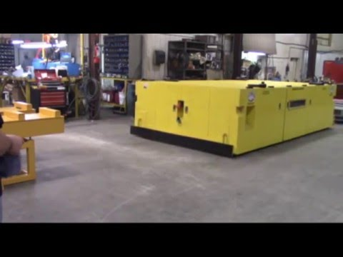 Titan Free Range Transporter 153371 140,000 lb Capacity