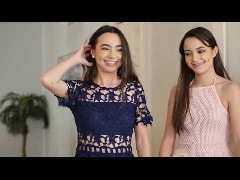 Merrell Twins - Red Carpet Ready (Teen Choice Awards)