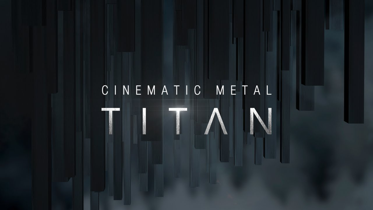 cinematic metal titan boom