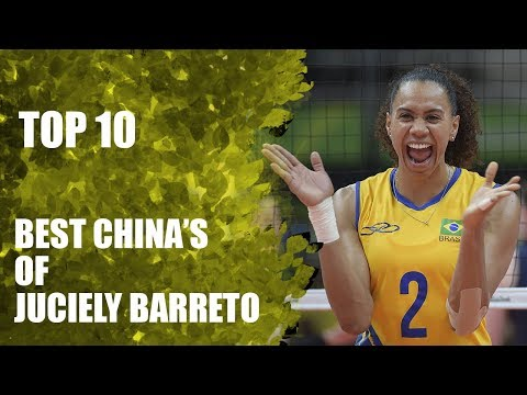 Top 10 Best China's Of Juciely Barreto By Danilo Rosa