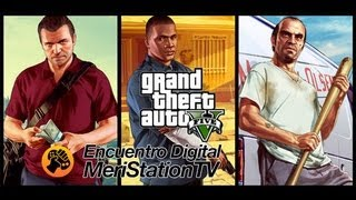 Encuentro Digital: GTA V demo #2