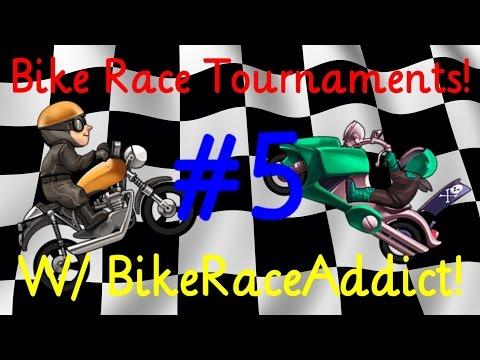 Bike Race Tournaments #5! Rebel AWD & Old School!