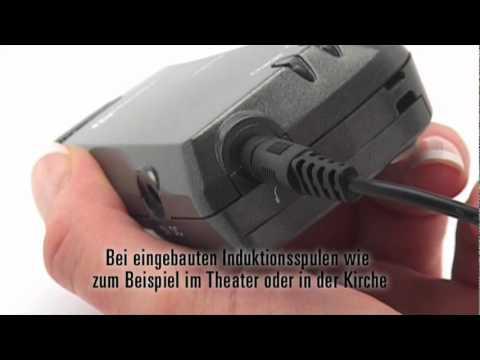Unterhaltungsverstärker/Hörvertstärker (Geemarc CLA9T)