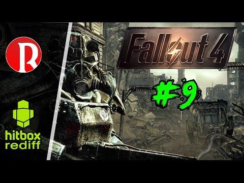 Fallout 4 - En quête de cable pour sécuriser la ville - #9