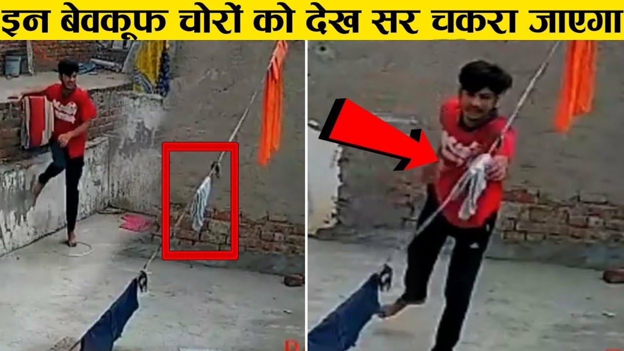 इन बेवकूफ चोरों को चोरी छोड़कर Pogo देखना चाहिए ।। Dumbest thieves ever